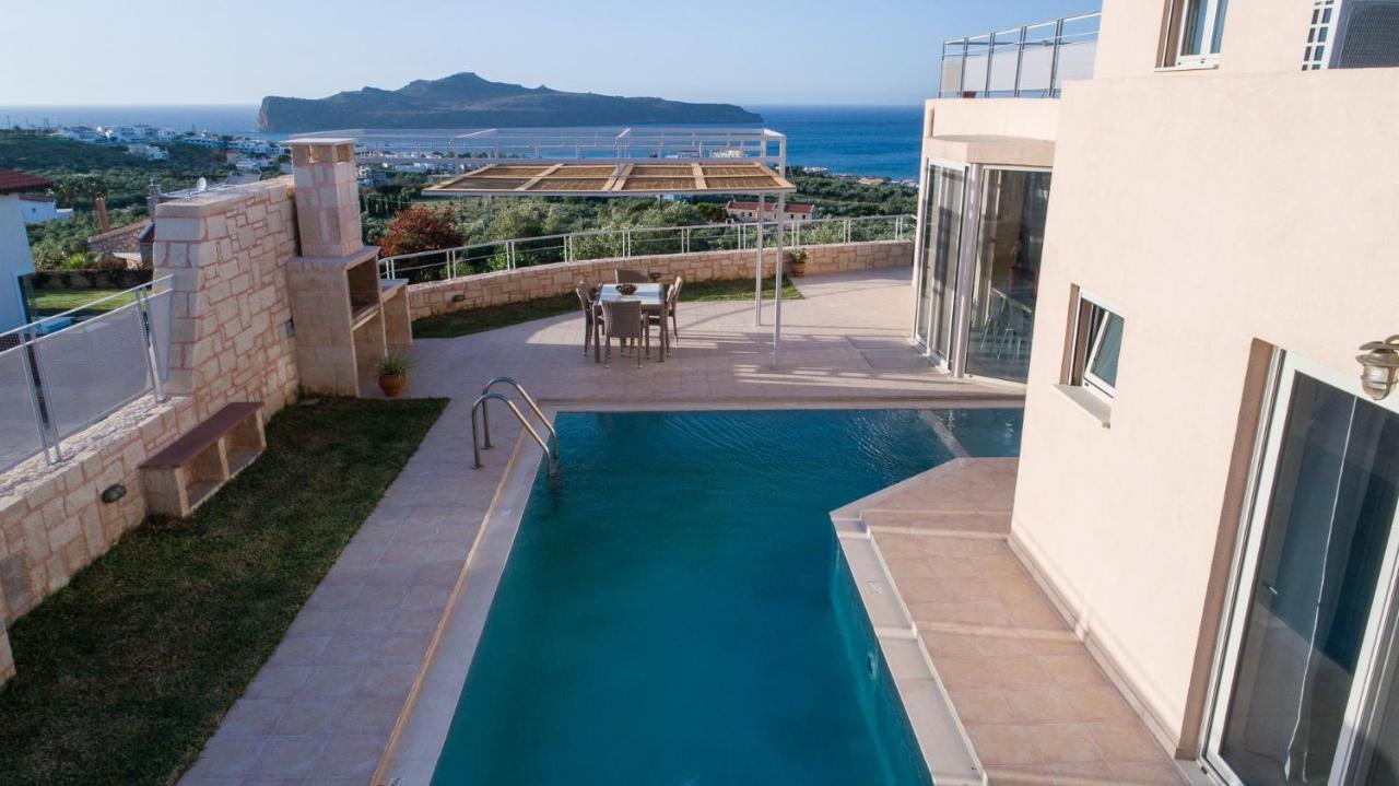 Вилла  Pantanassa Villa Thalia  - отзывы Booking