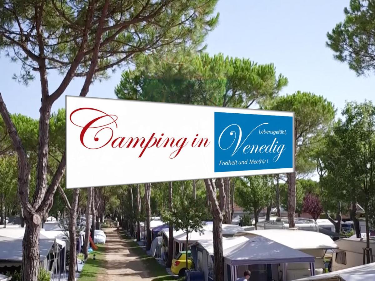 Кемпинг  WMC BUSCHMANN camping-in-venedig Wohnwagenvermietung at UNION LIDO Cavallino  - отзывы Booking