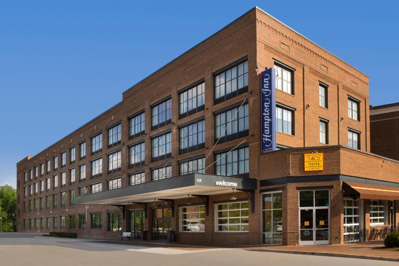 Отель  Отель  Hampton Inn Huntsville/Village Of Providence, AL