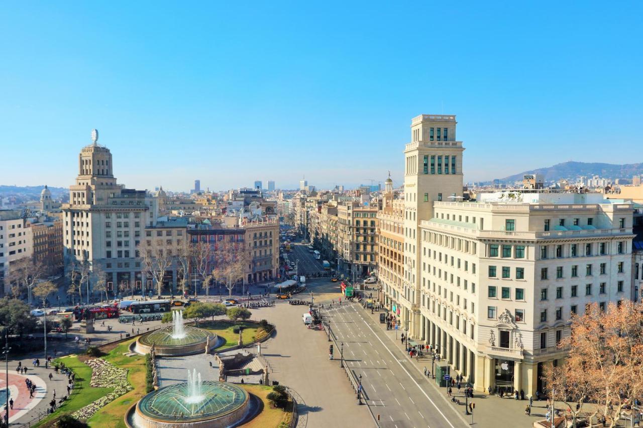 Отель Iberostar Selection Paseo De Gracia 4 Sup