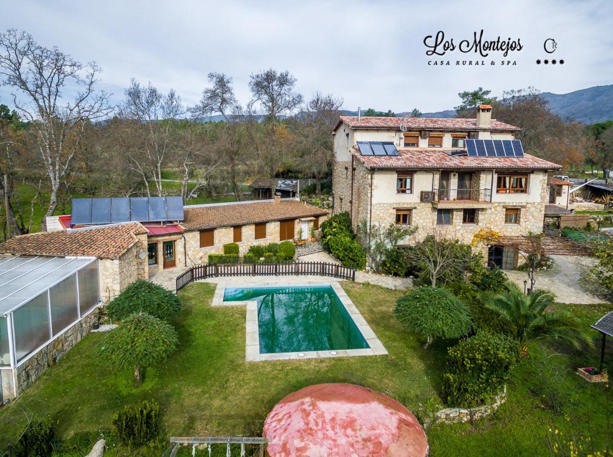 Загородный дом  Загородный дом  Los Montejos & Spa