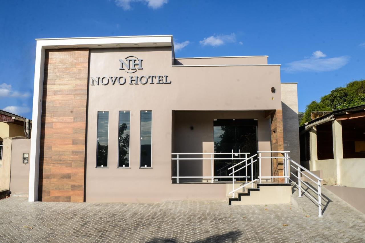 Отель  Отель  Novo Hotel