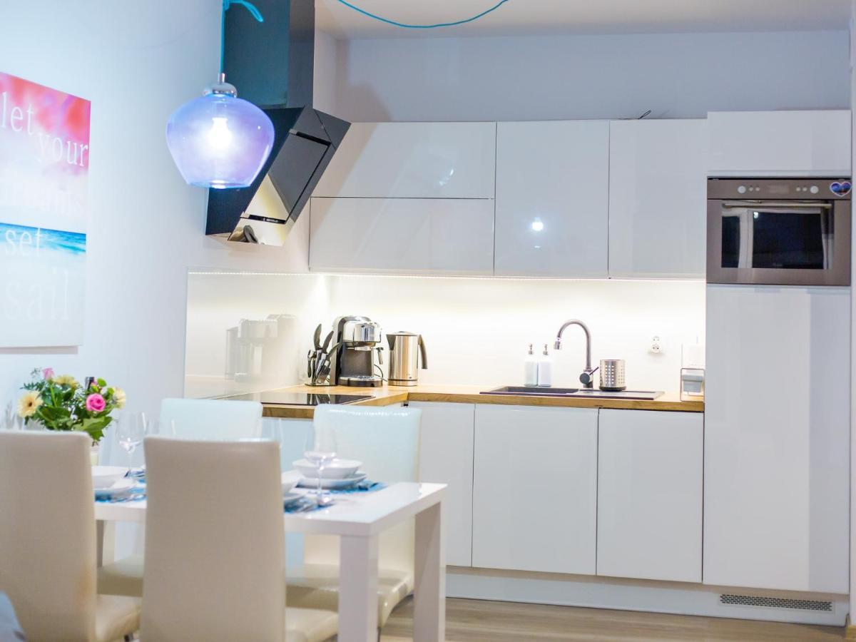 Апартаменты/квартира  Luxury Apartment Baltic Polanki