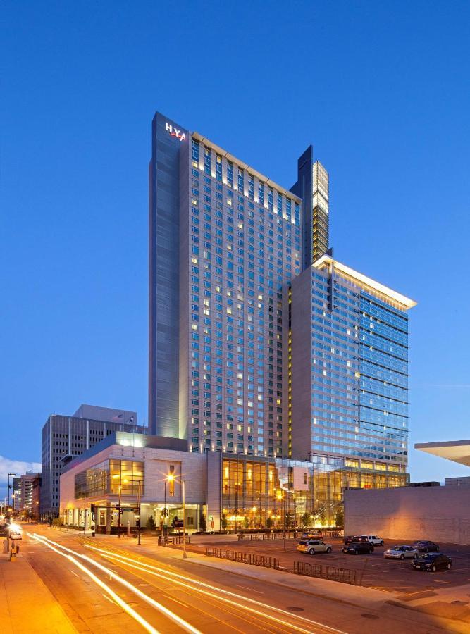 Отель  Отель  Hyatt Regency Denver At Colorado Convention Center