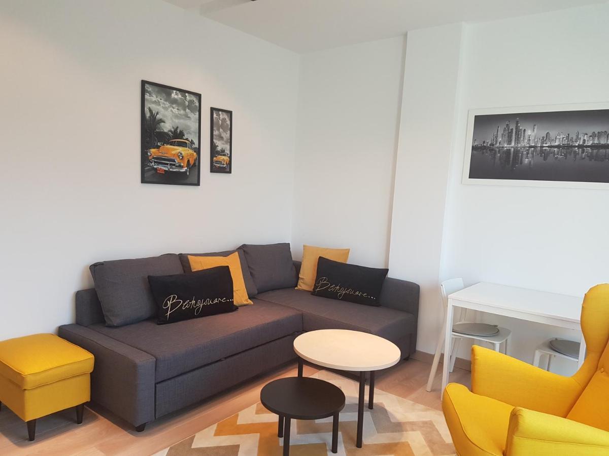 Апартаменты/квартира  Apartament YELLOW