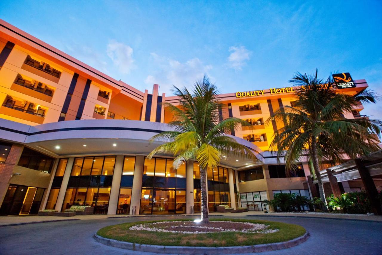 Отель Отель Quality Hotel Aracaju