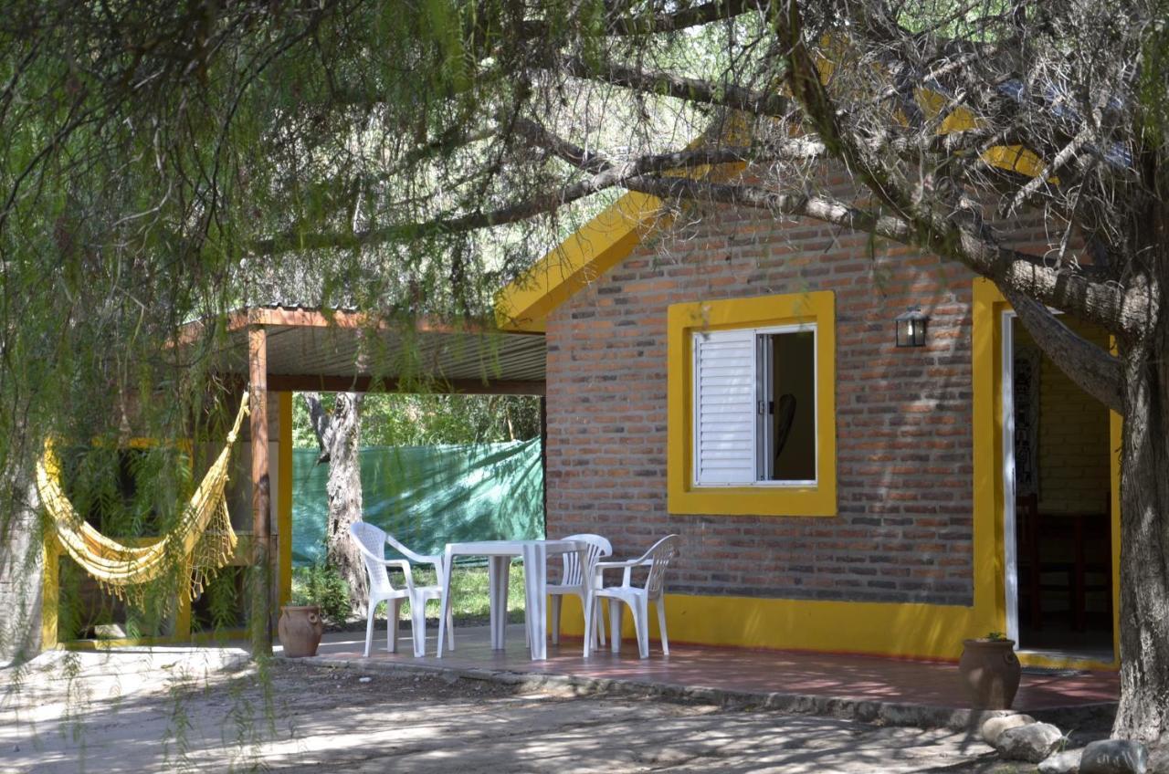 Мини-гостиница  Complejo De Cabañas Pach - Flo