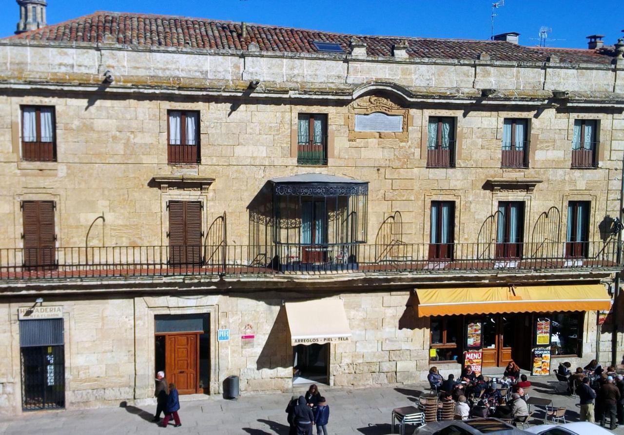 Апартаменты/квартира  Apartamento Palacio Antigua Audiencia  - отзывы Booking