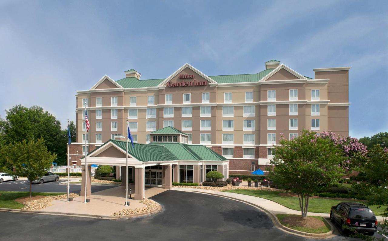 Отель  Hilton Garden Inn Rock Hill