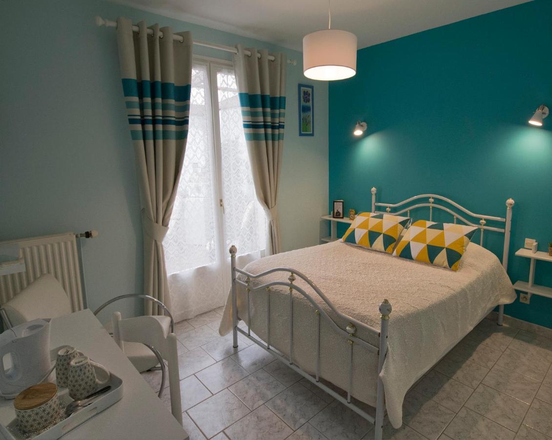 Отель типа «постель и завтрак» Les Rendzines