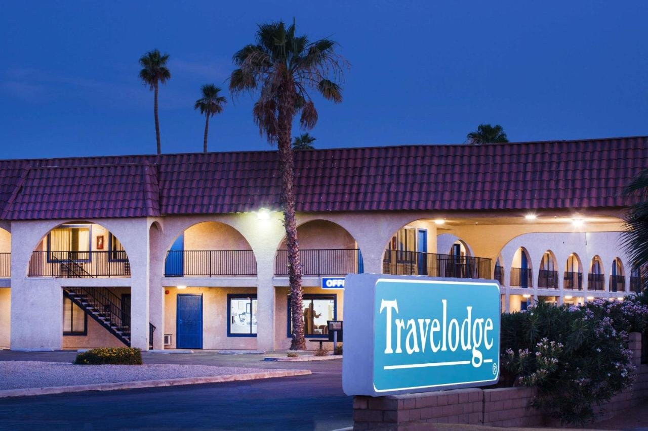 Мотель  Travelodge By Wyndham Indio