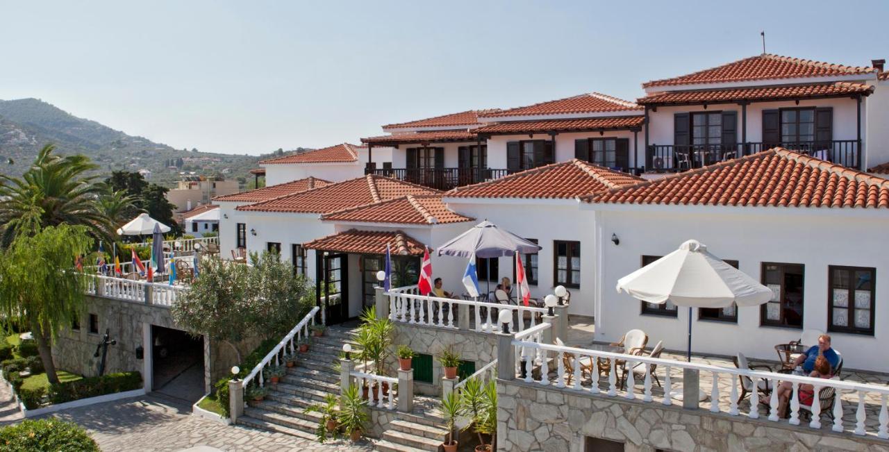 Отель  Dionyssos  - отзывы Booking