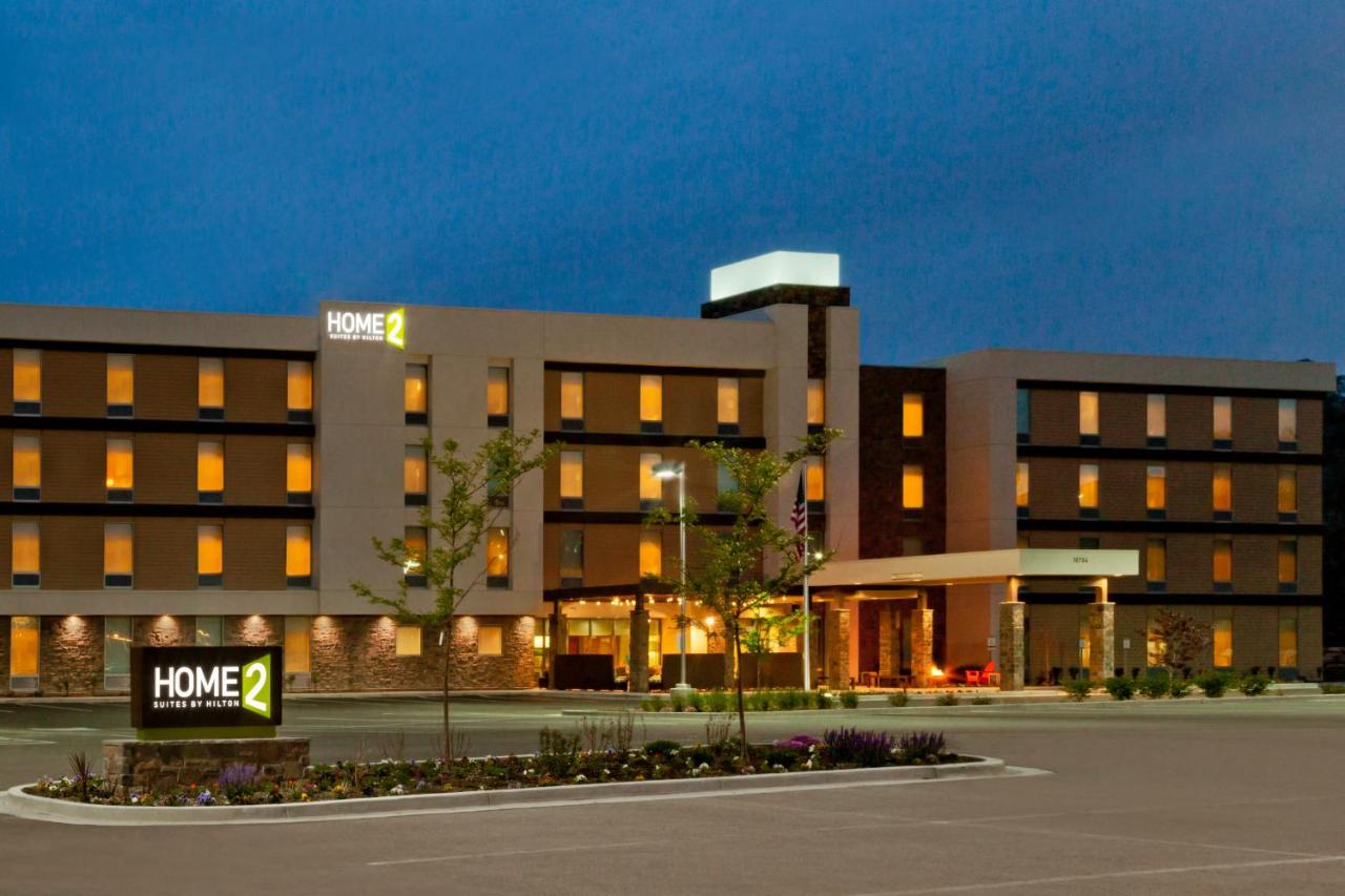 Отель  Home2 Suites by Hilton Salt Lake City / South Jordan  - отзывы Booking