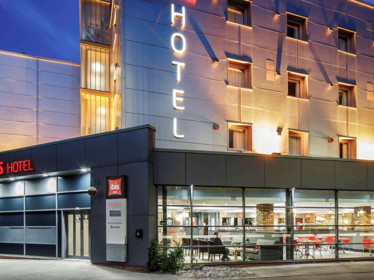 Отель  ibis Hull City Centre  - отзывы Booking