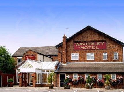 Отель  The Waverley Hotel