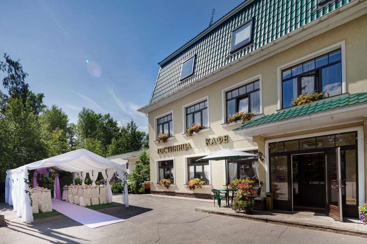 Мини-гостиница Green Hotel