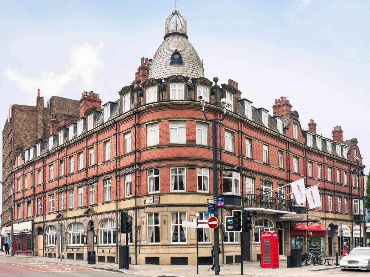 Отель  Отель  Mercure Doncaster Centre Danum Hotel