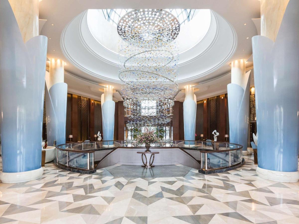 Отель  Отель  Grand Mercure Zhengzhou West