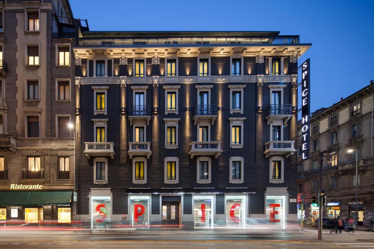 Отель  Отель  Spice Hotel Milano