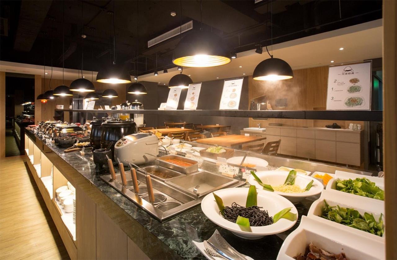 承億文旅花蓮山知道餐廳或用餐的地方