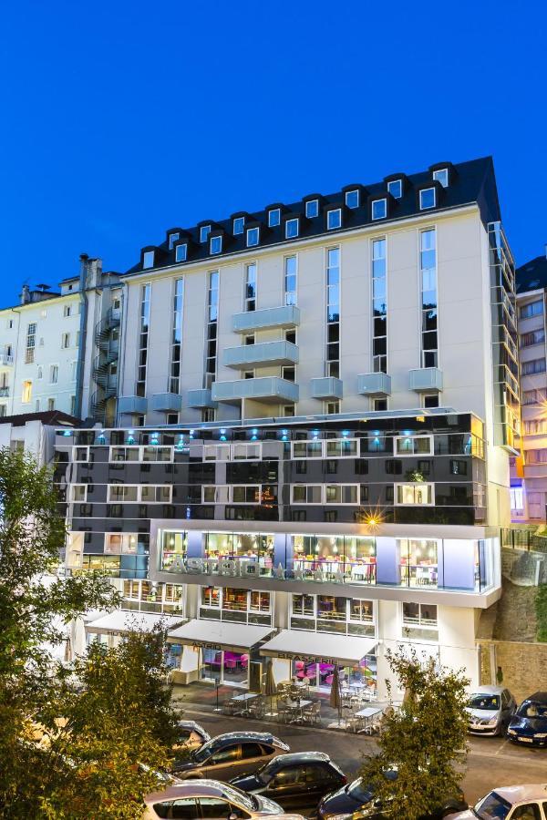 Отель  Hôtel Astrid  - отзывы Booking