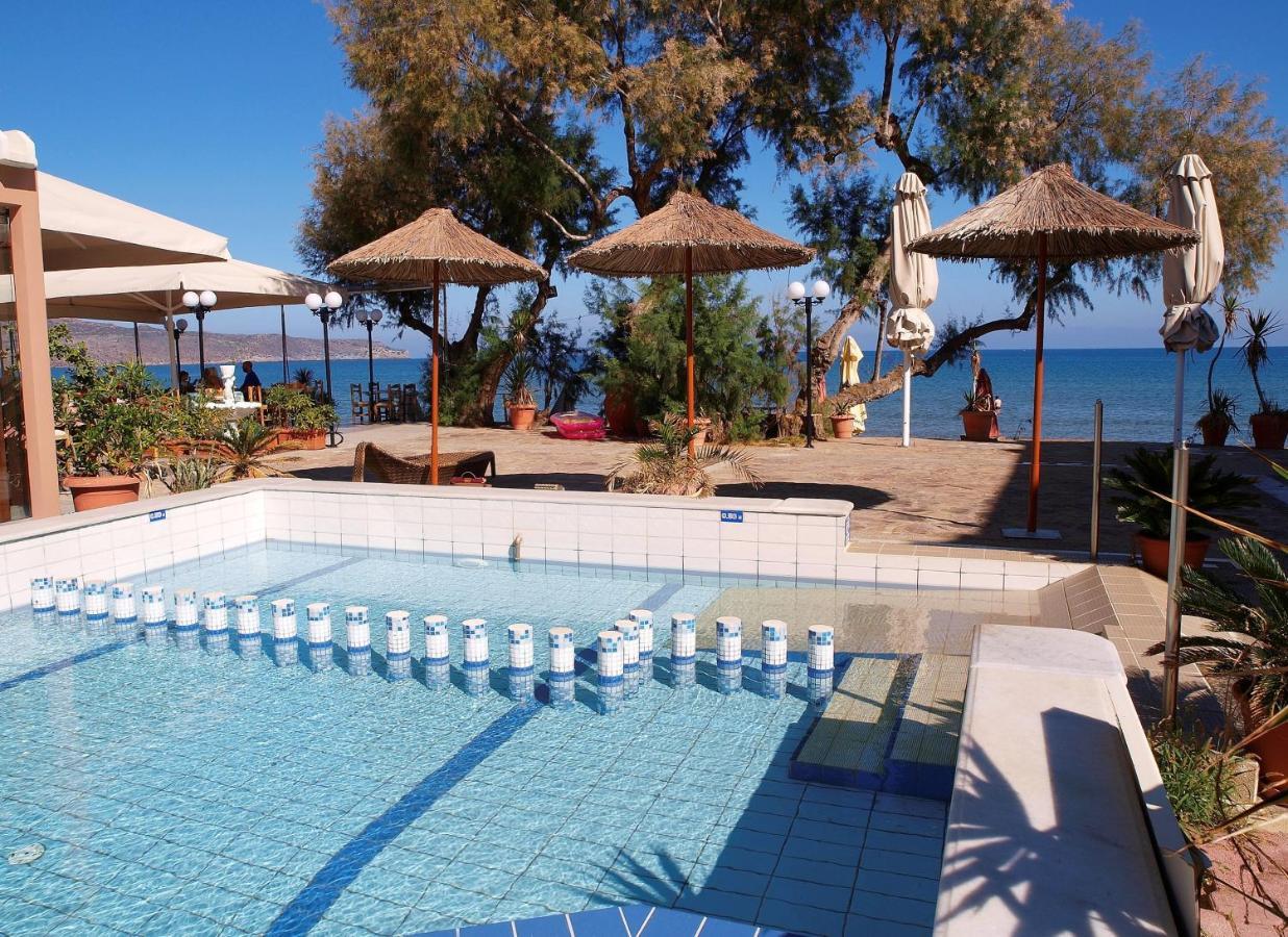 Апарт-отель Kato Stalos Mare - отзывы Booking
