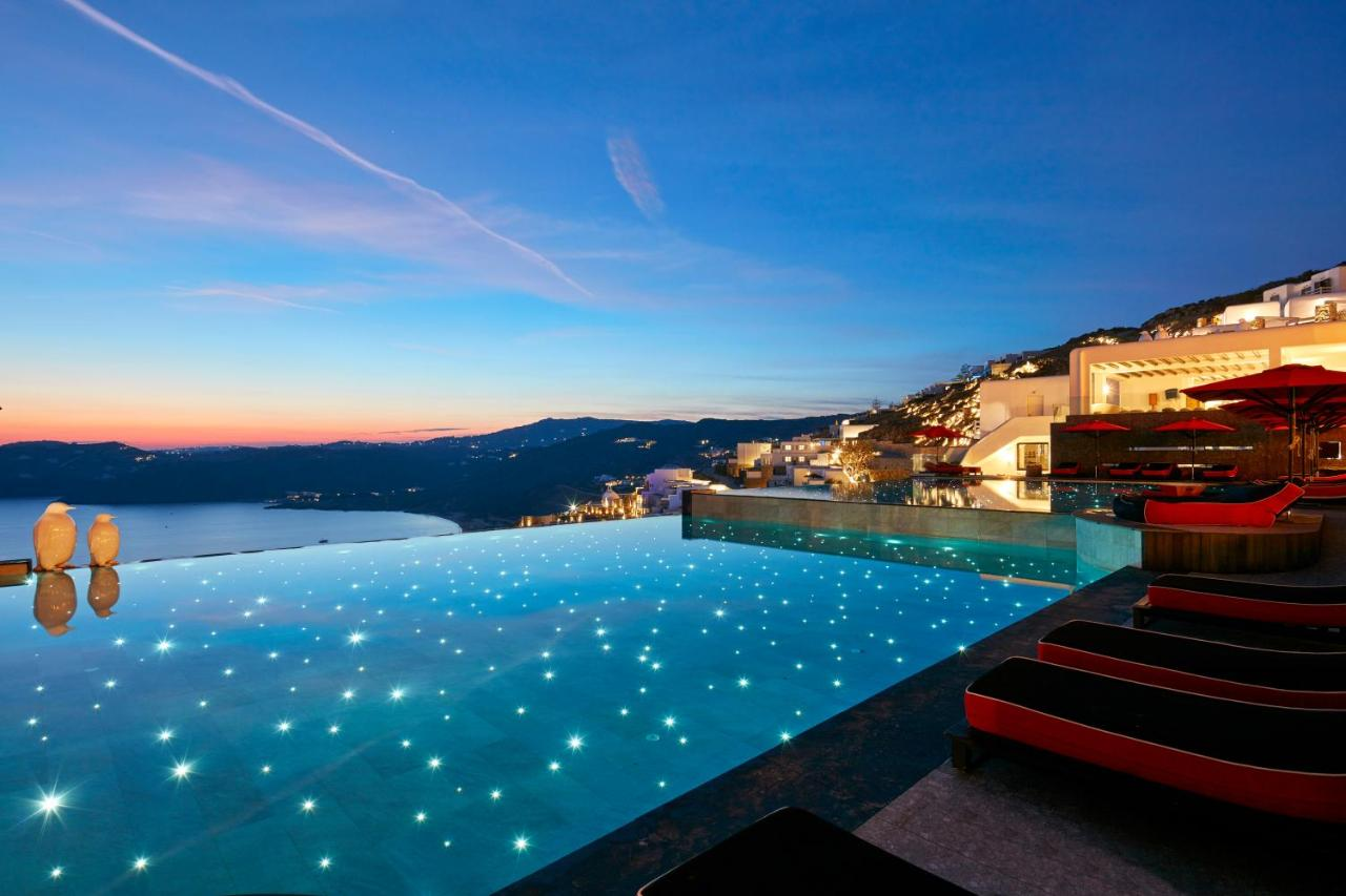 Курортный отель  Myconian Avaton - Design Hotels