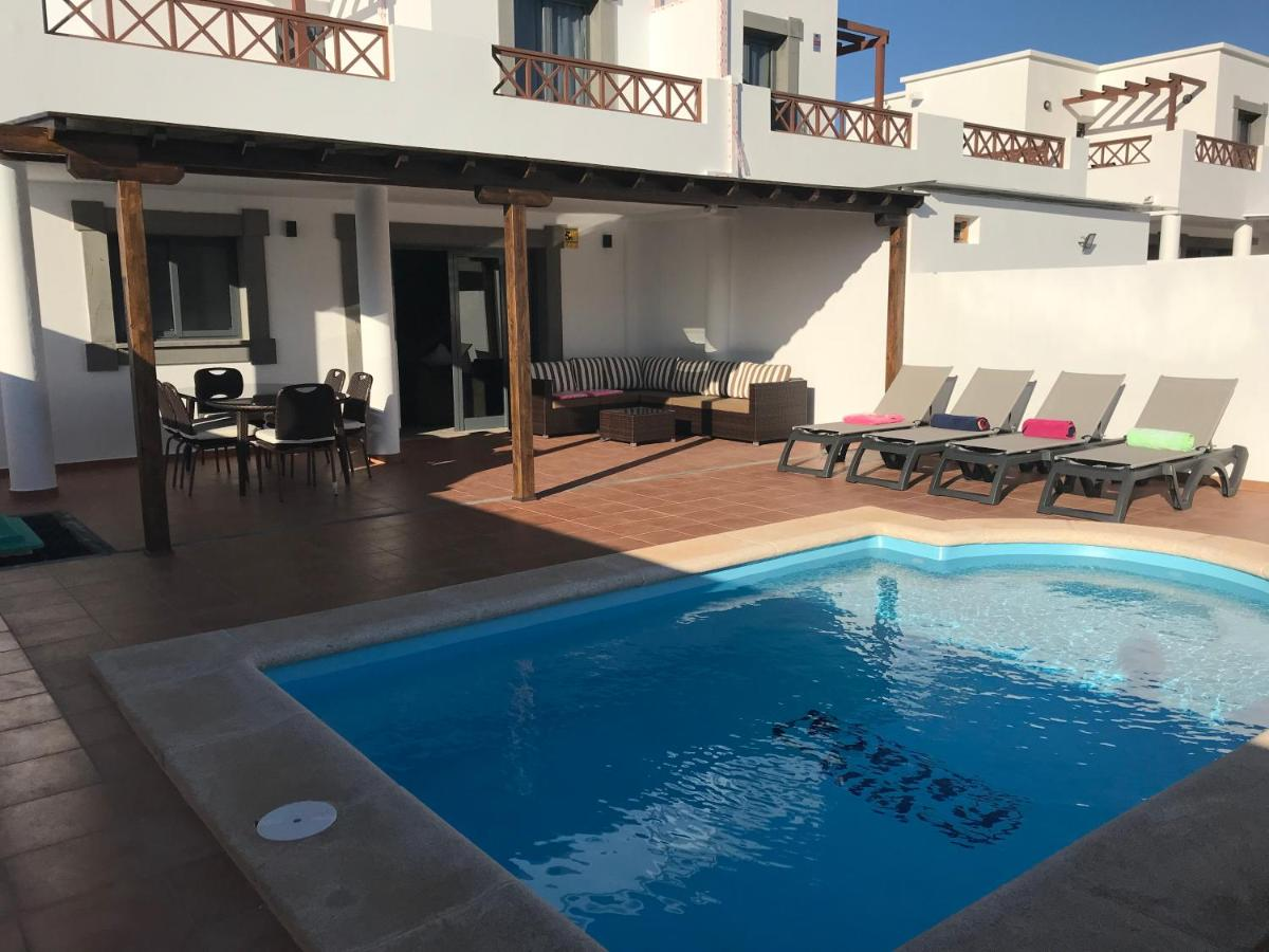 Вилла  Villa Estaca Luxury  - отзывы Booking