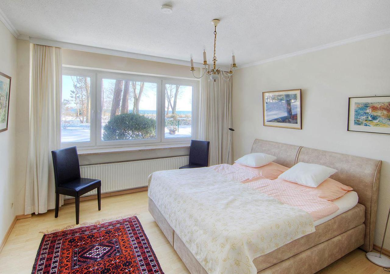Апартаменты/квартиры  Haus Seepferdchen & Eva Mar  - отзывы Booking