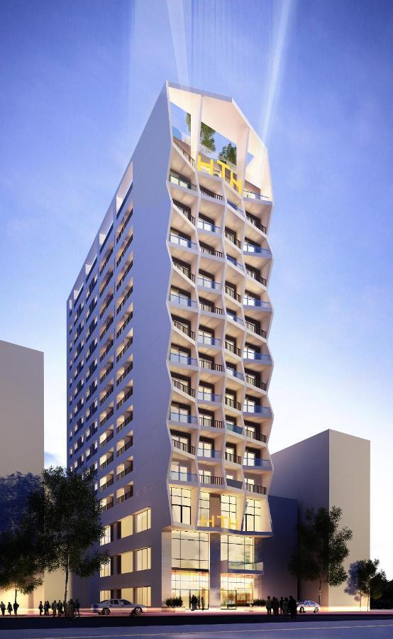 Отель Hotel HTH Ruby