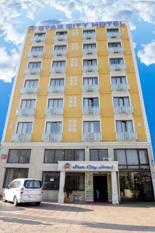 Отель  Star City Hotel