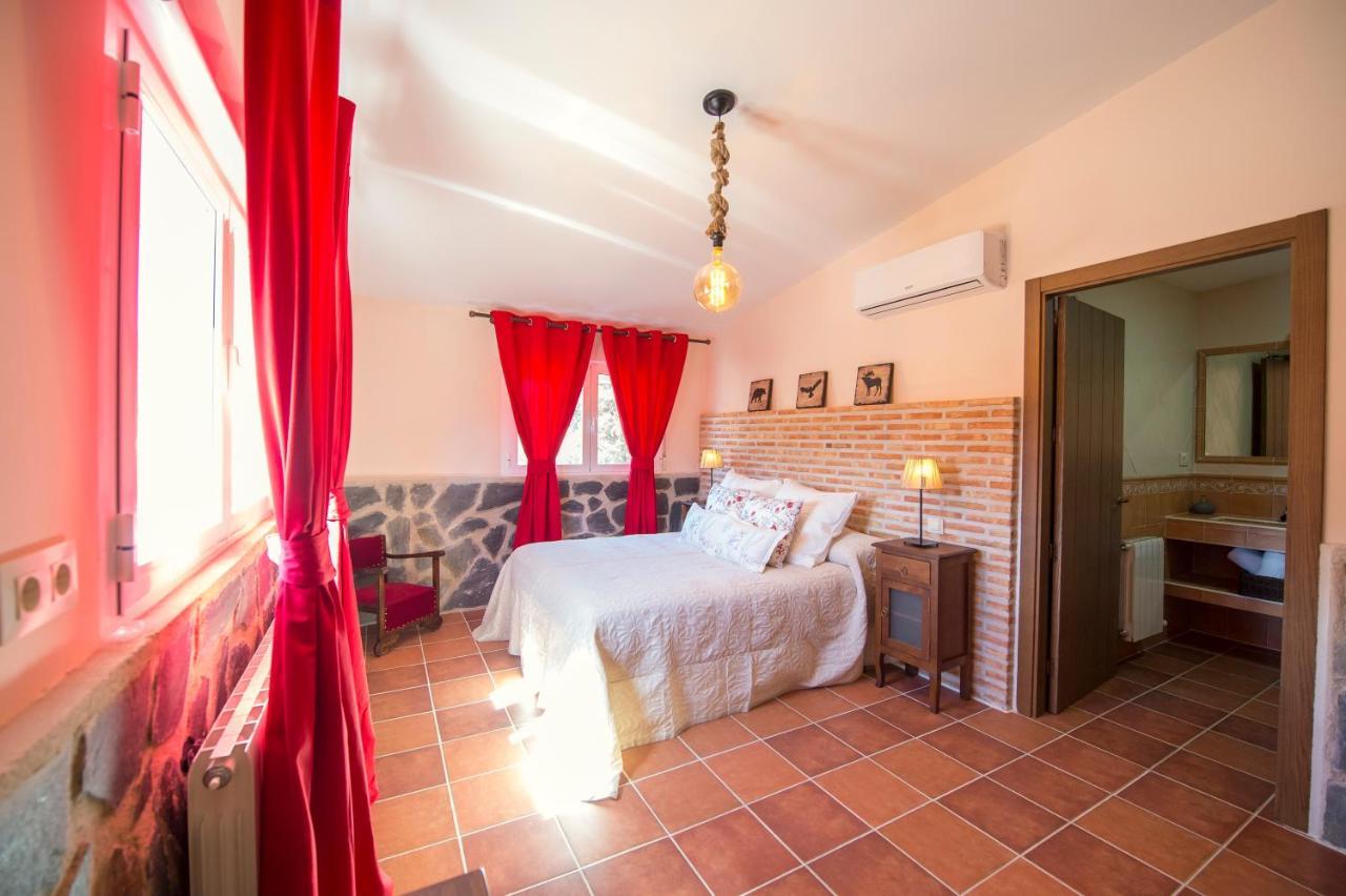 Отель Casa Rural Encinar de las Flores - отзывы Booking