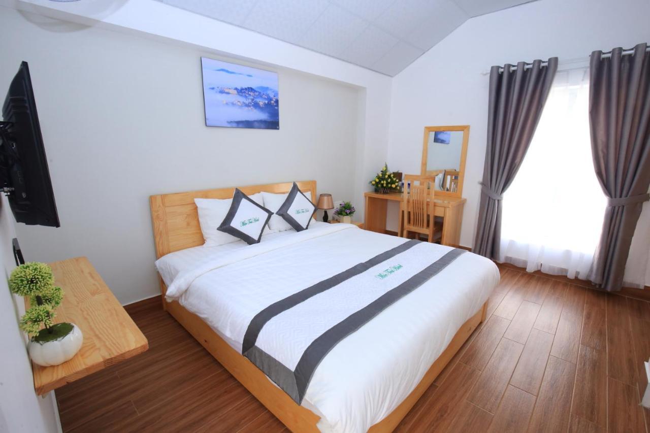 Отель  Moc Tra Hotel