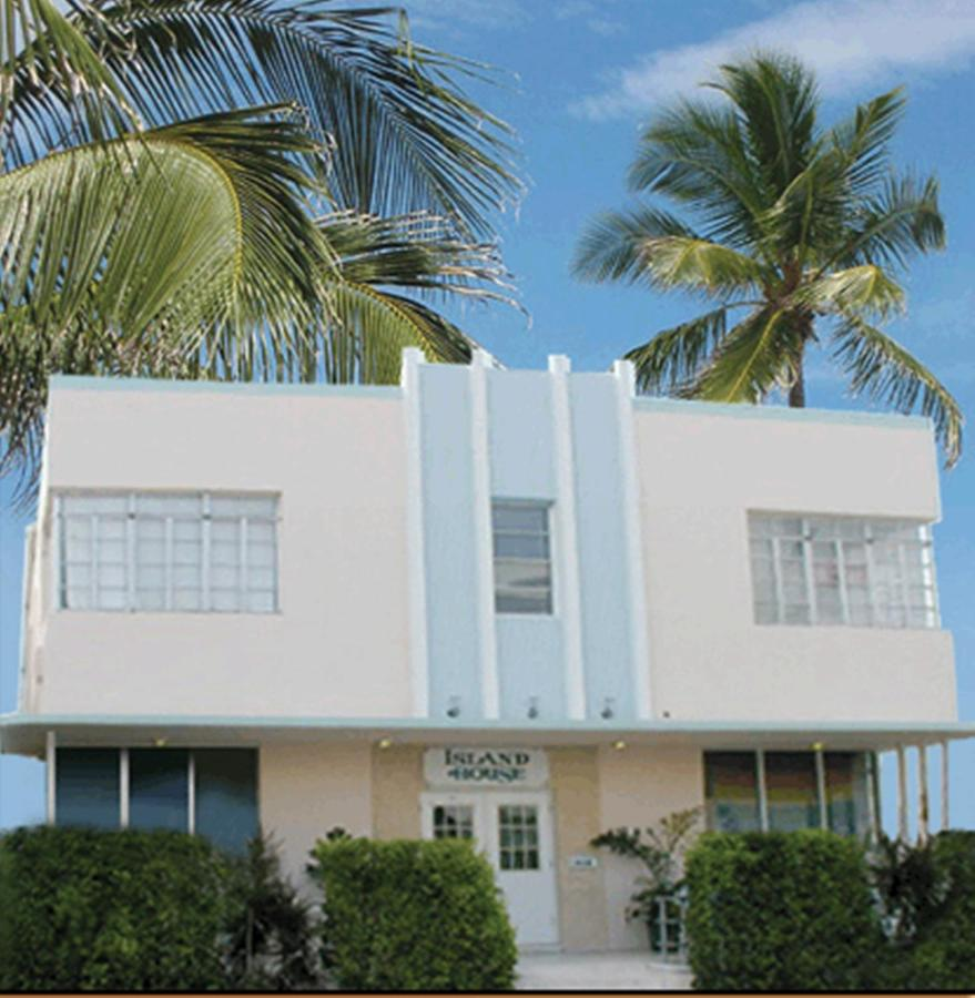 Отель  Отель  Island House South Beach
