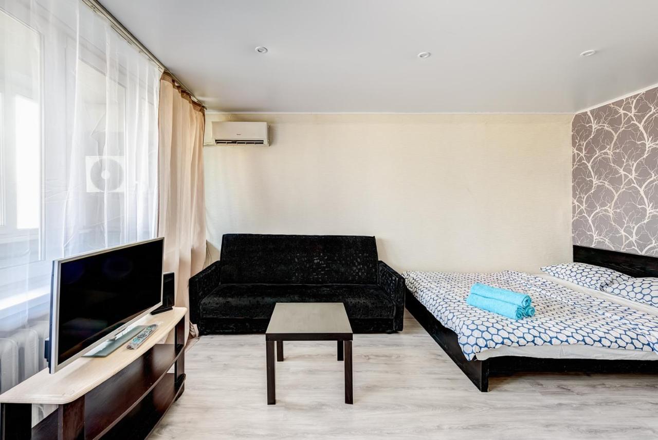 Апартаменты/квартира  Apartments on Leningradskiy Prospect , 33А-025  - отзывы Booking