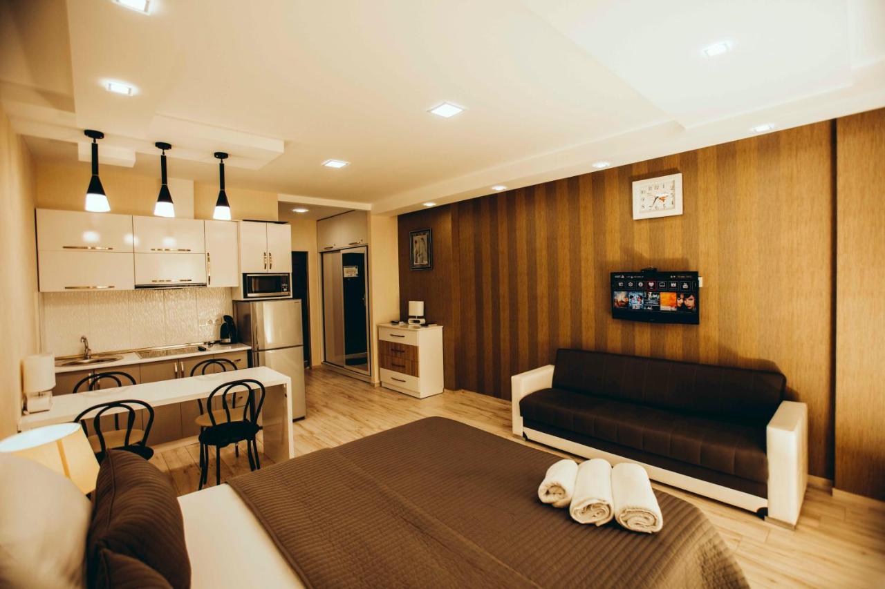 Апартаменты/квартиры  Panorama Batumi Apartments