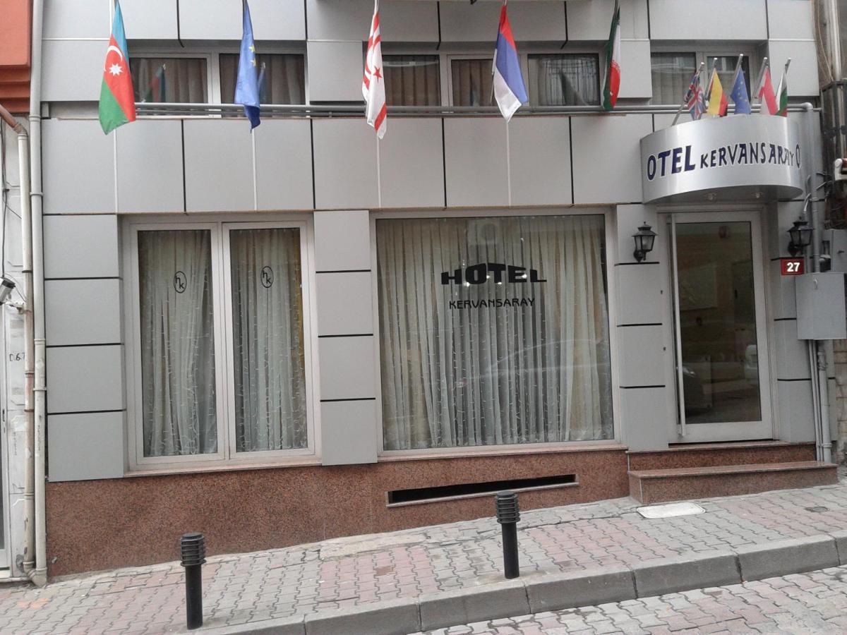 Отель  Kadikoy Kervansaray Hotel