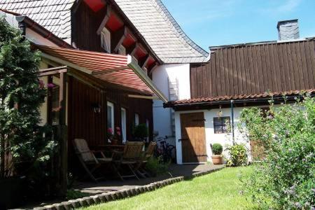 Дом для отпуска  Altes Tagelöhnerhaus von 1510 Bei Reiseverbot 100 Prozent Geld zurueck  - отзывы Booking