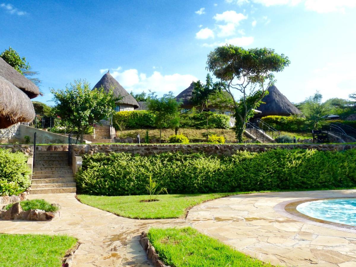 Лодж  Nyati Hill Cottages