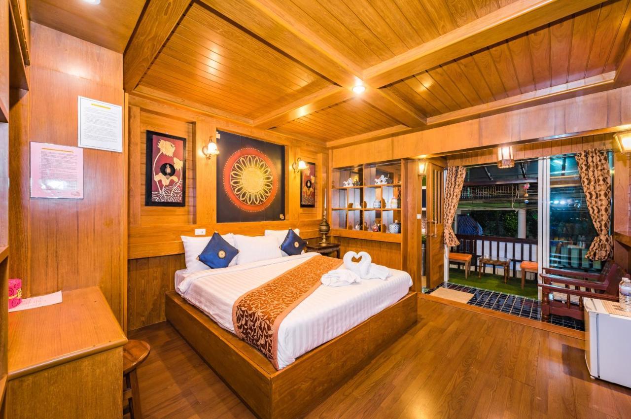 Дома для отпуска  Baan Ratchapruek