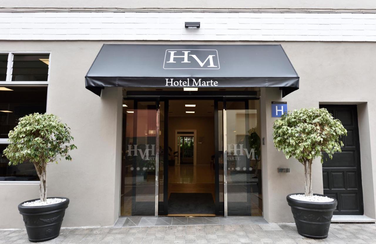 Отель  Hotel Marte