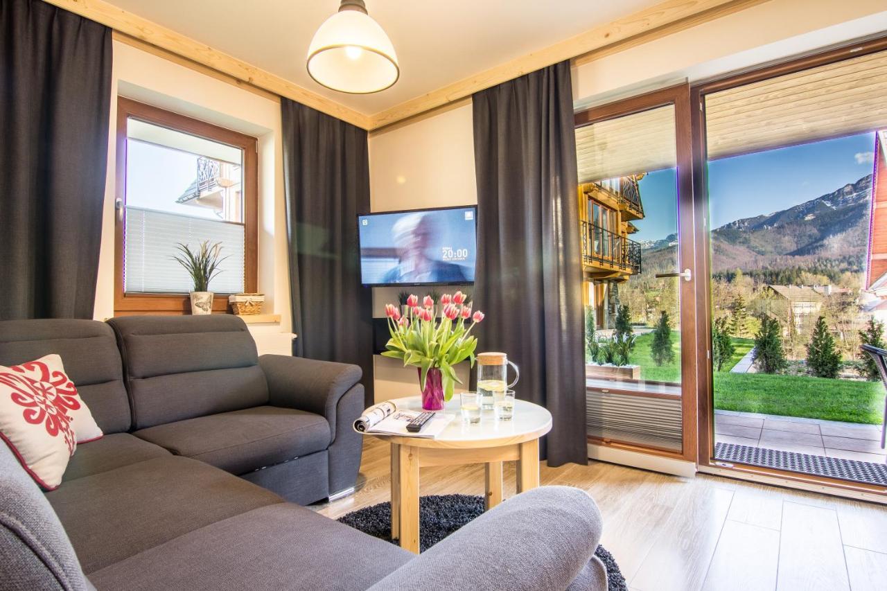 Апартаменты/квартиры Apartamenty Szymoszkowa Resort Ski Zakopane - отзывы Booking