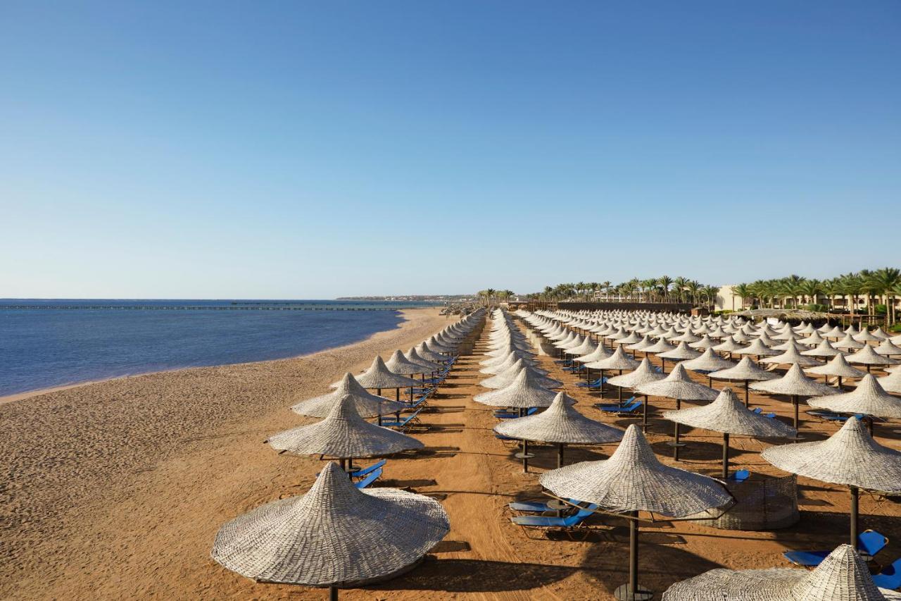 Plaja Jaz Mirabel Beach din Sharm