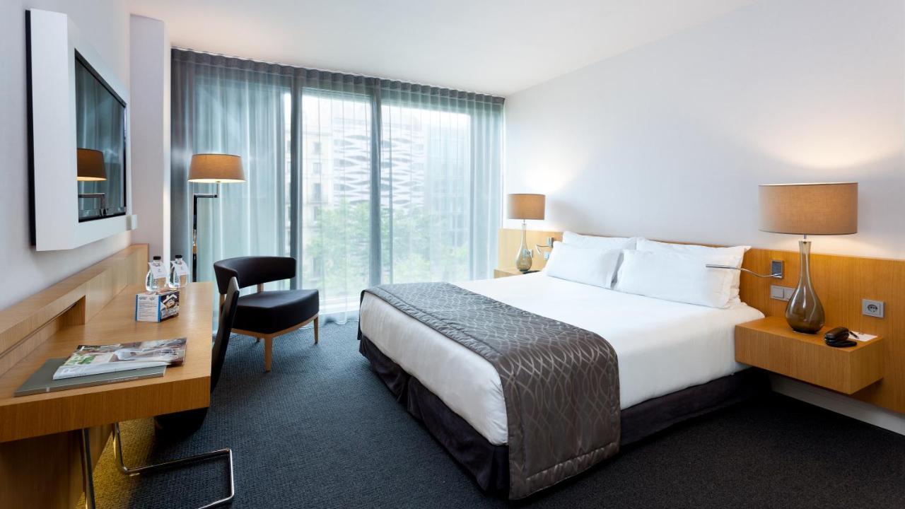 hoteles recomendados barcelona centro