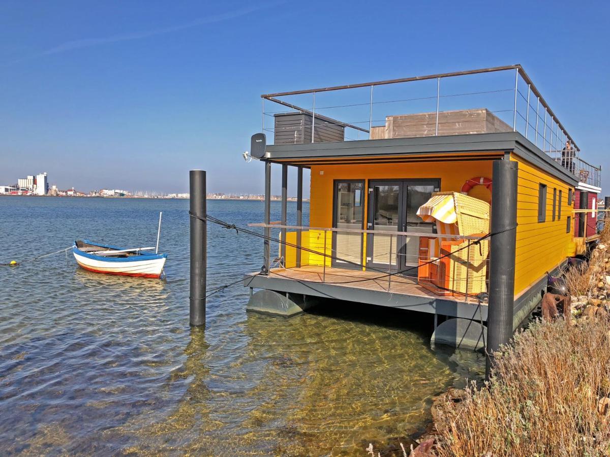 Ботель  Ostsee Hausboot Swantje  - отзывы Booking