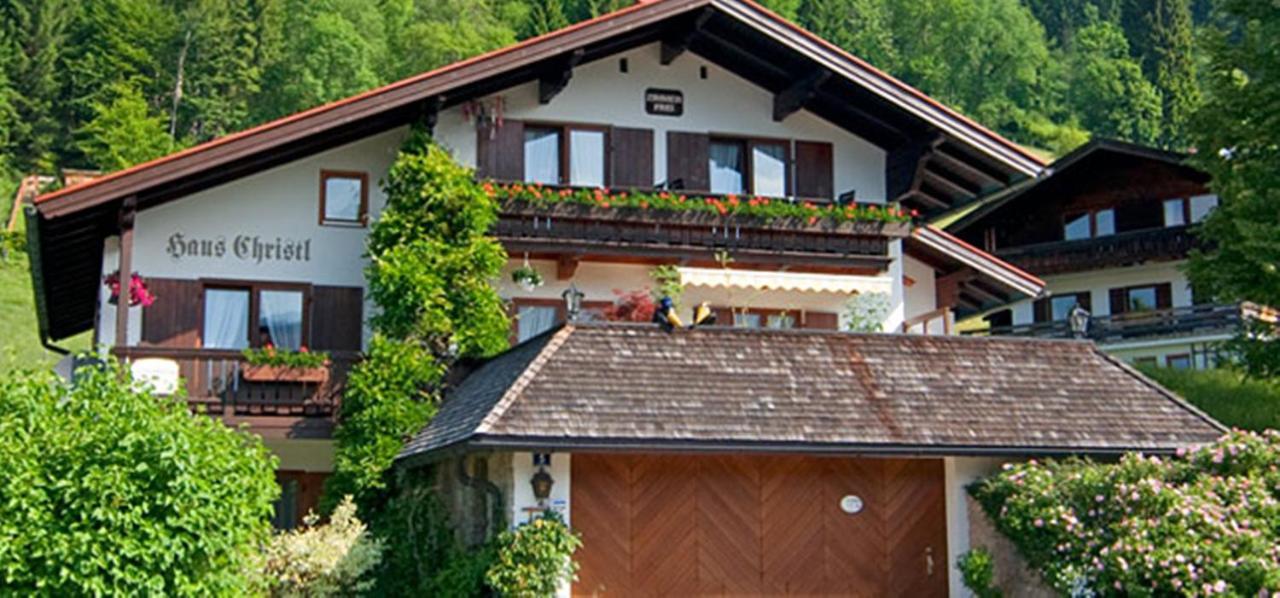 Апартаменты/квартиры Haus Christl