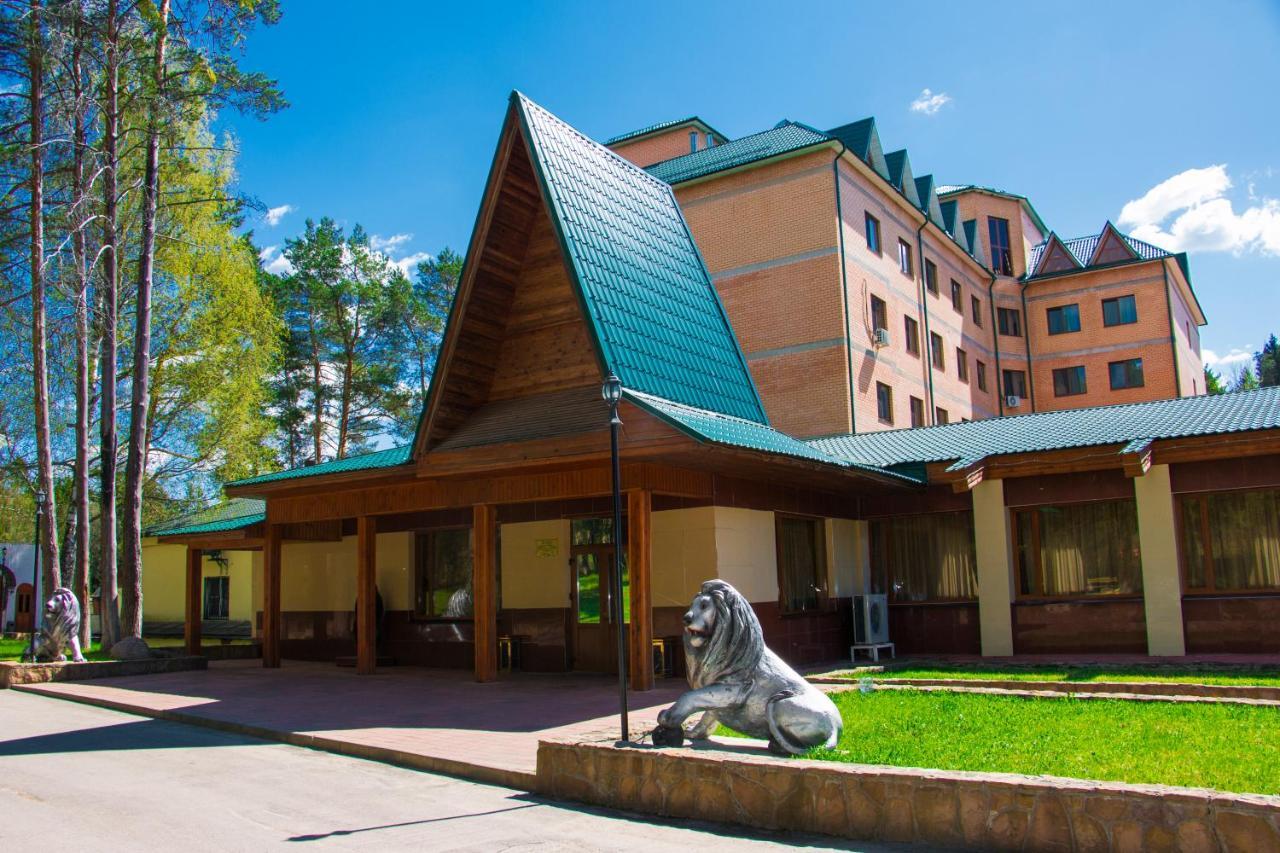 Отель  Отель Лесная сказка