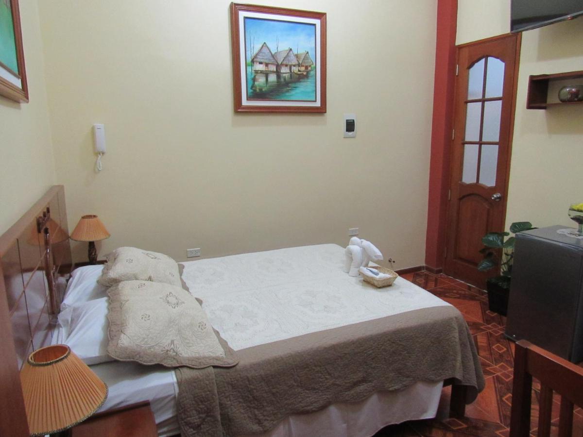 Отель  Отель  Alojamiento El Cardenal