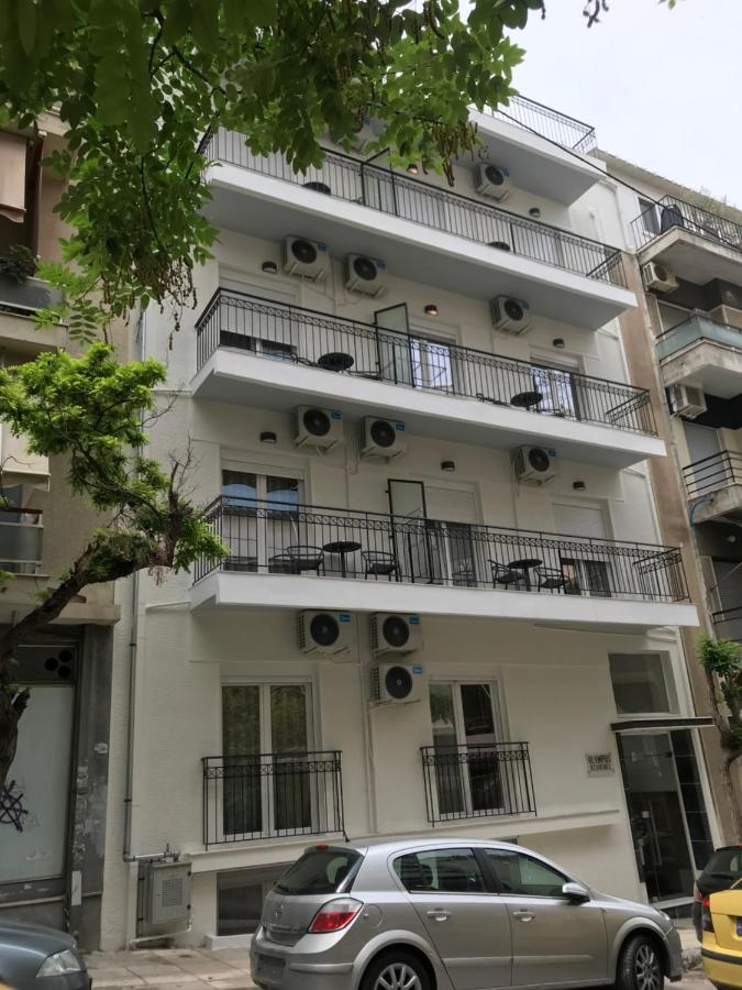 Апартаменты/квартиры  Olympus Residence