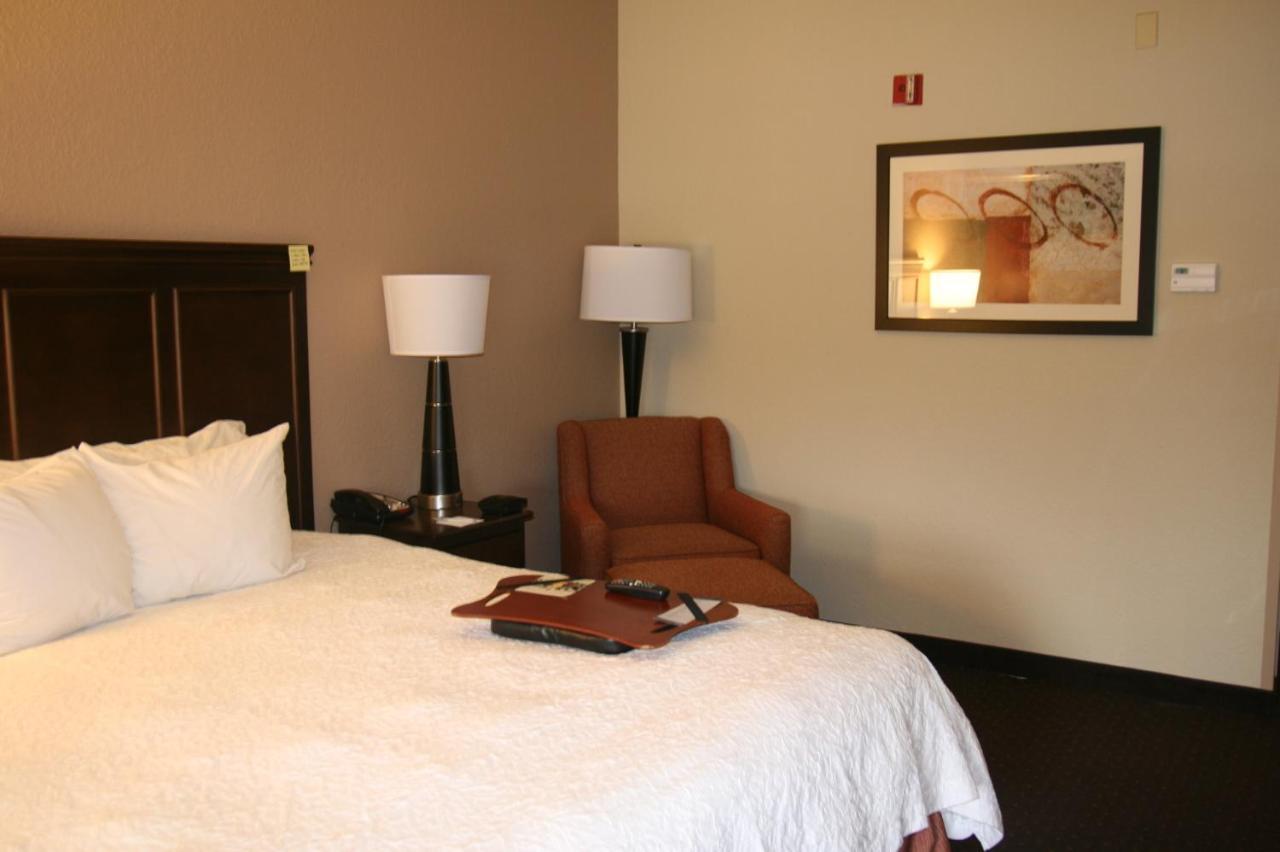 Отель  Hampton Inn Tuscaloosa-University  - отзывы Booking